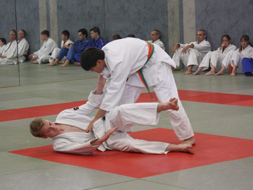 Judo Titelbild