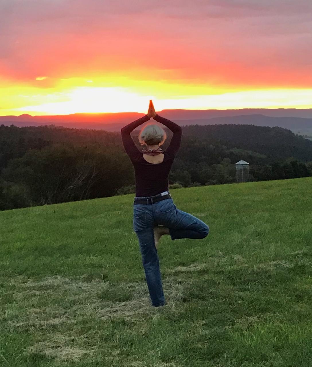 Yoga Am Morgen Fur Einen Guten Start In Den Tag Polizei Sv Wengerohr E V